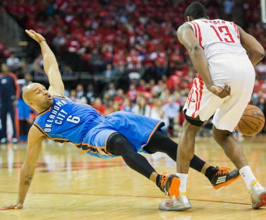 Houston Rockets vs. Oklahoma City Thunder