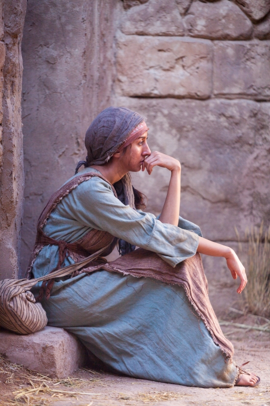 bible-pictures-woman-thinking-1103153-print