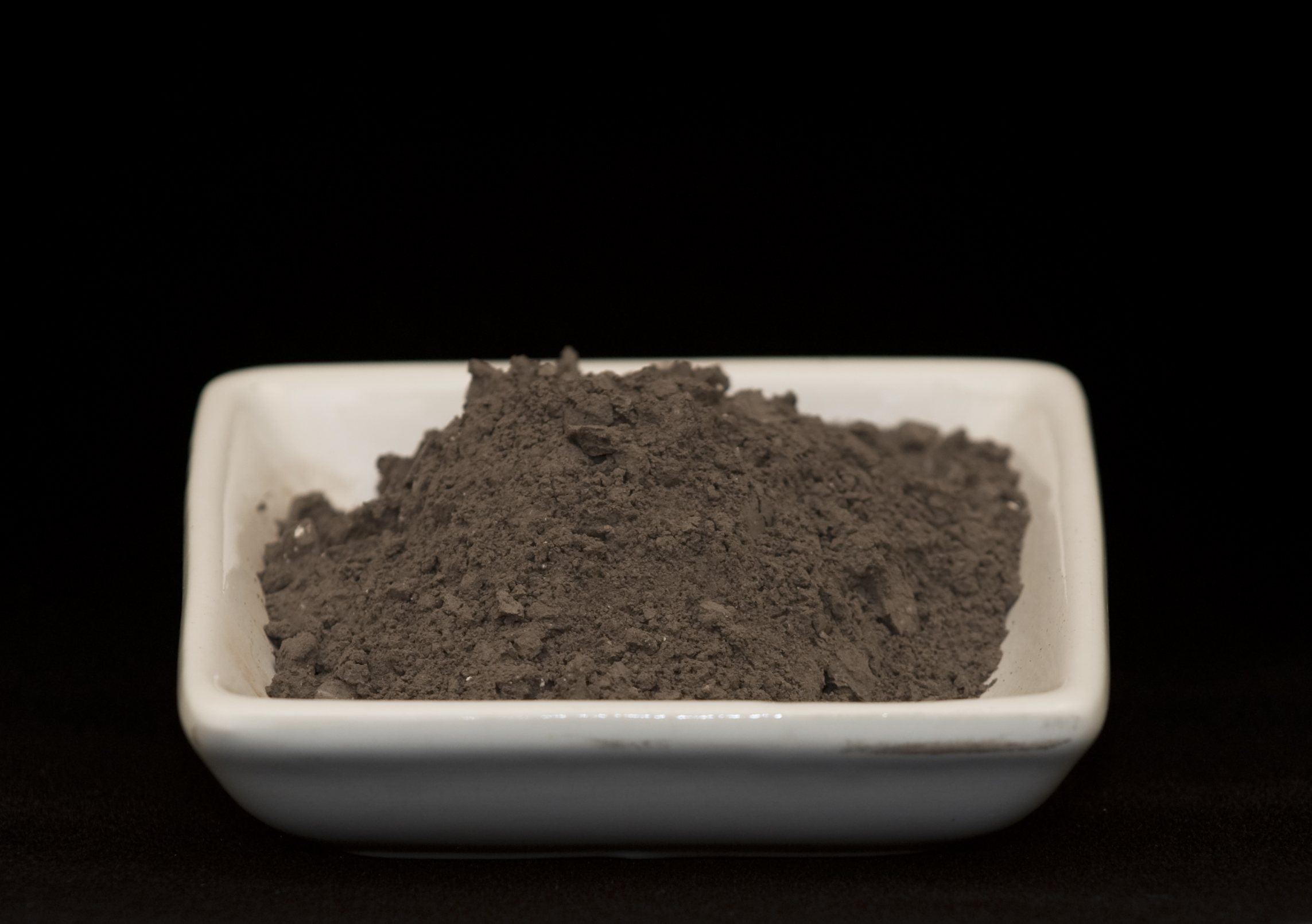 bowl of dust