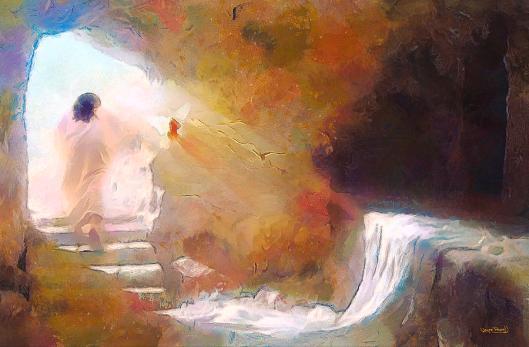 hallelujah-he-is-risen-wayne-pascall